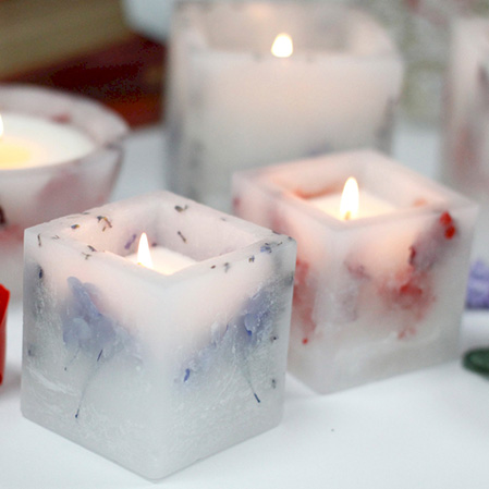 Enchanted Soy Wax Large Candles